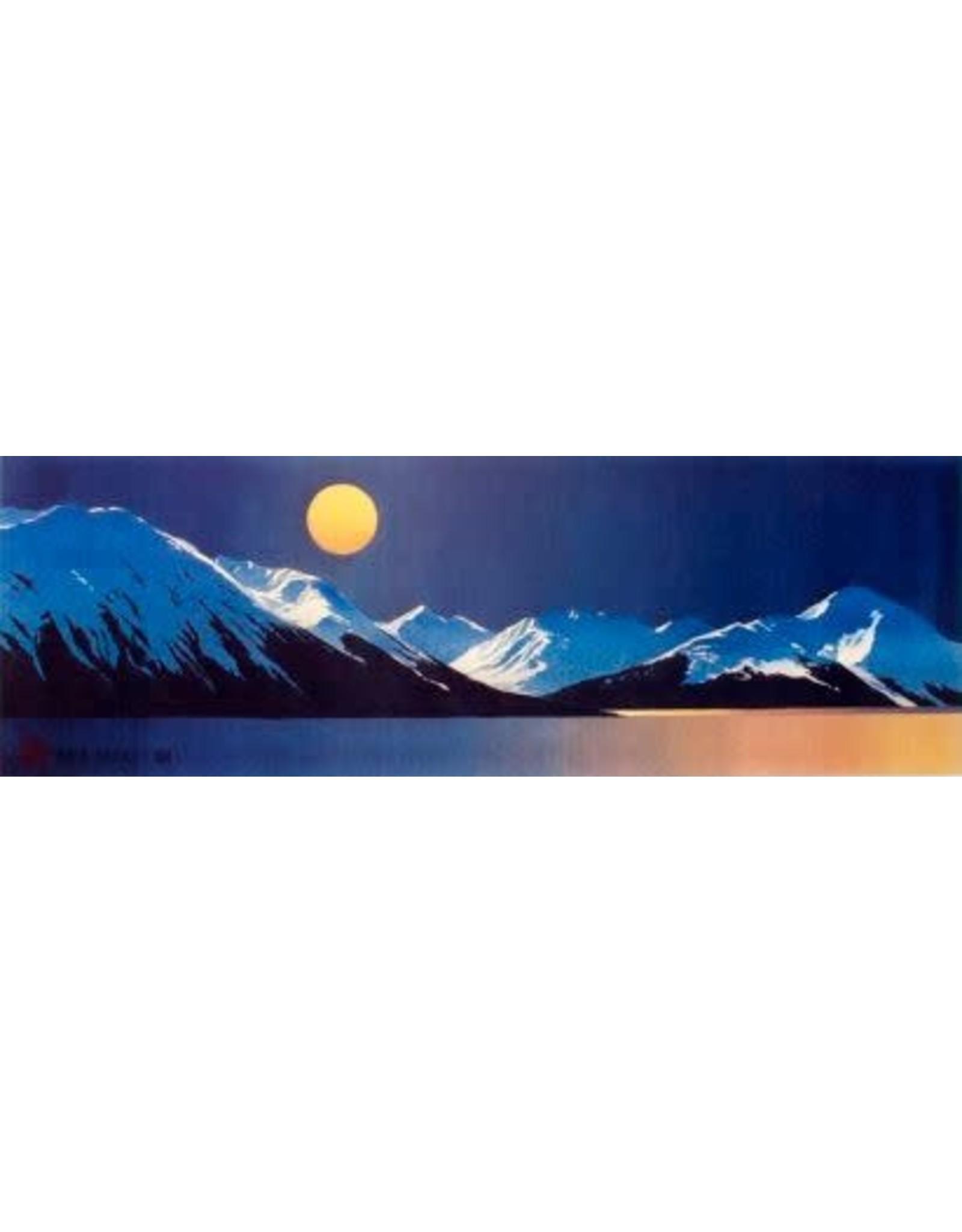 Byron Birdsall And the Moon Be Still As Bright | Byron Birdsall