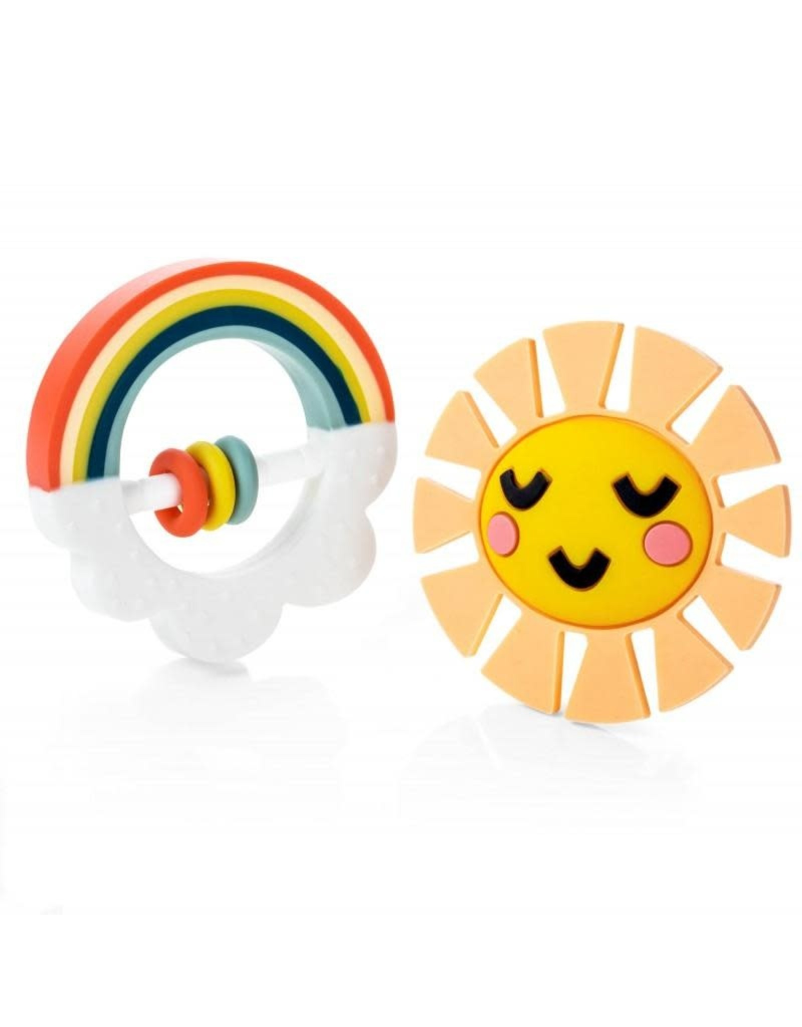Lucy Darling Little Rainbow Teether Toy   Lucy Darling