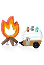 Lucy Darling Little Camper Teether Toy | Lucy Darling