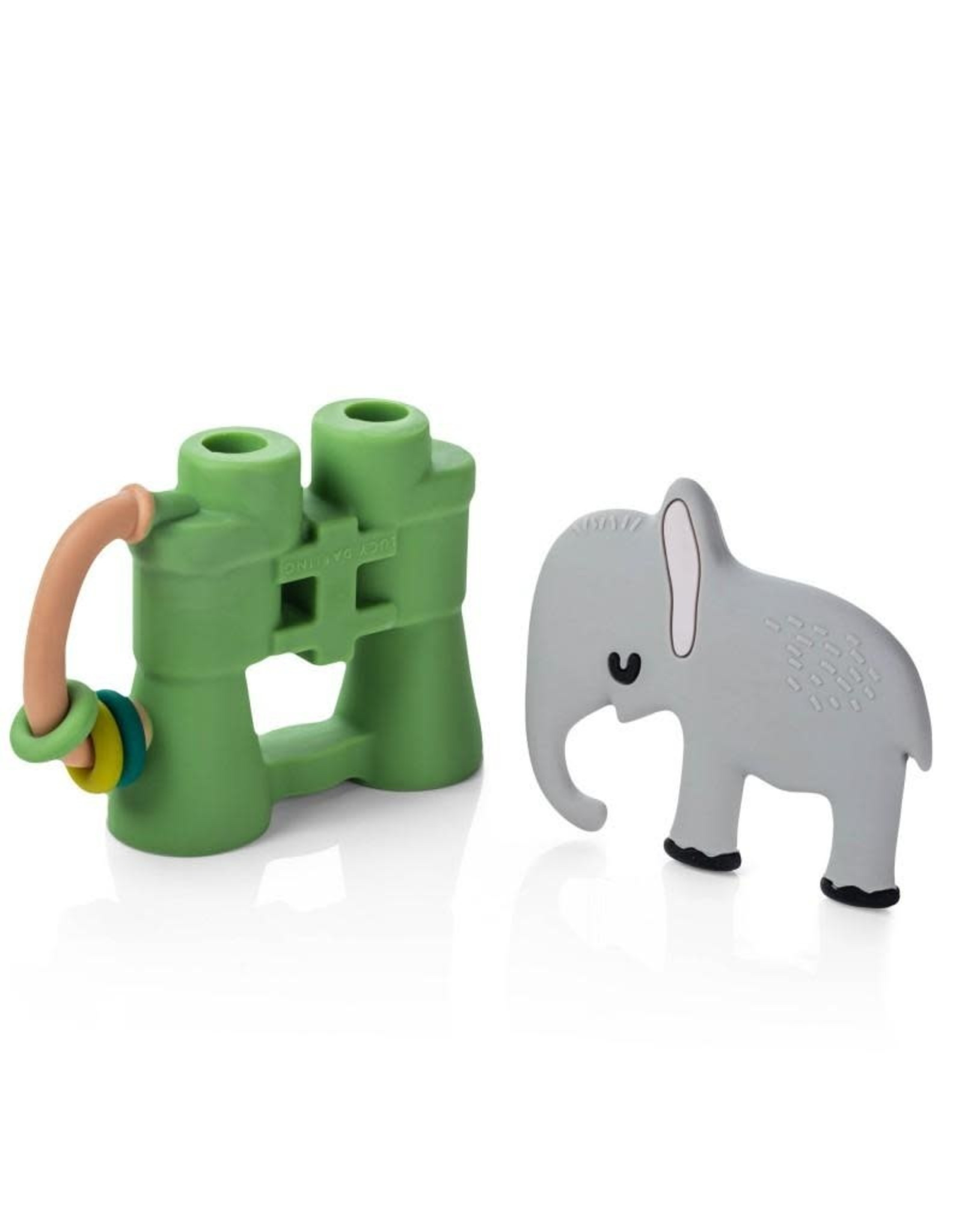 Lucy Darling Little Animal Lover Teether Toy | Lucy Darling