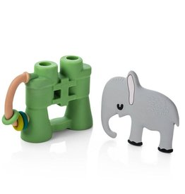 Lucy Darling Little Animal Lover Teether Toy