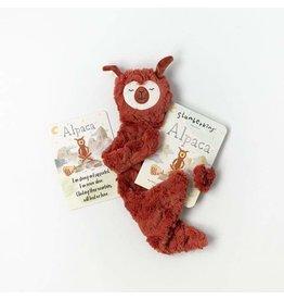 Slumberkins Alpaca Snuggler Stress Relief