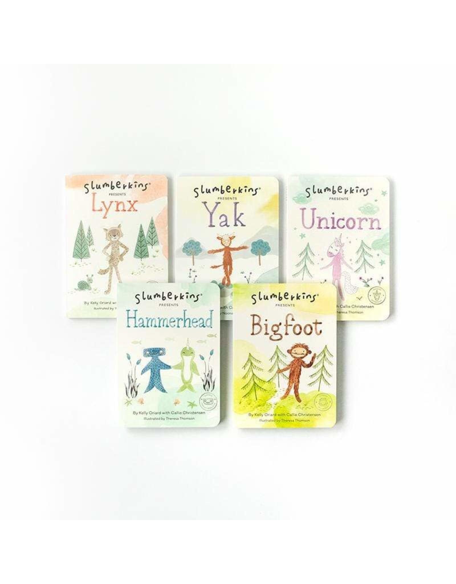 Slumberkins Confidence  Book Set | Slumberkins