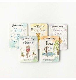 Slumberkins Caring Book Set