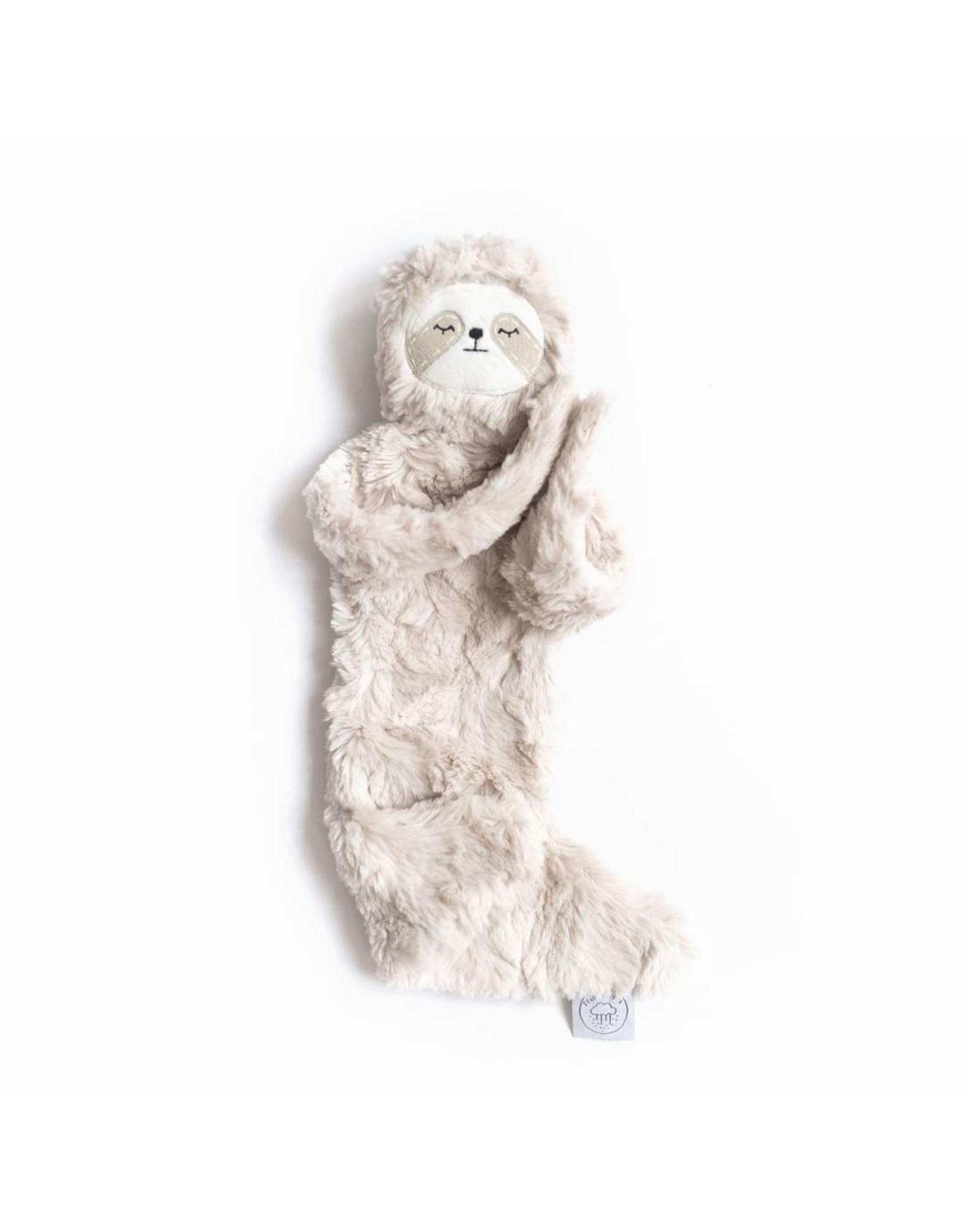 Slumberkins Sloth Snuggler Creature Full of Feels | Slumberkins