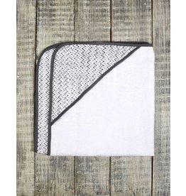 Malabar Baby Hooded Towel-Greenwich