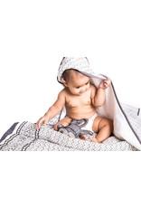 Malabar Baby Hooded Towel-Greenwich | Malabar Baby