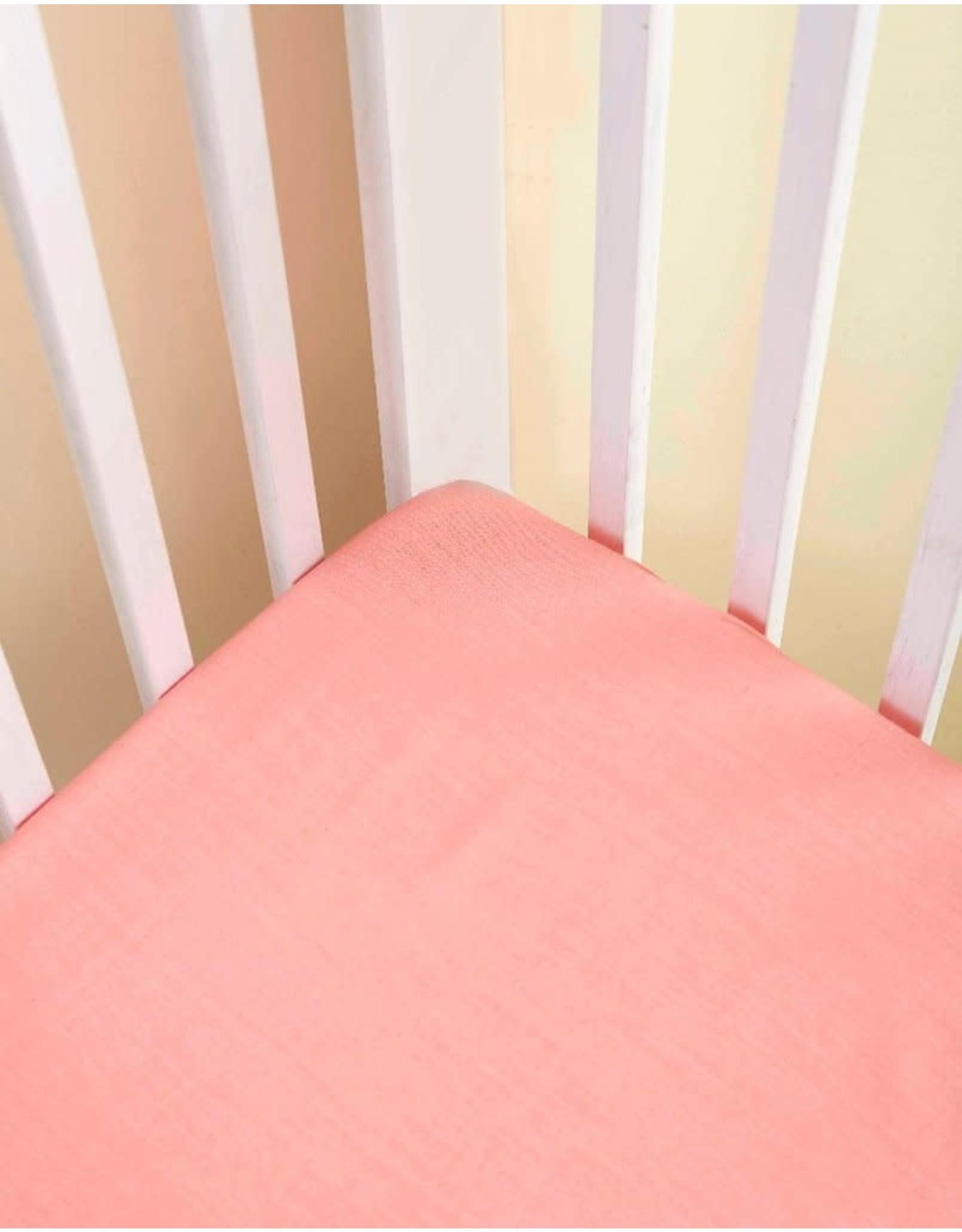 Malabar Baby Fitted Crib Sheet (miami) | Malabar Baby