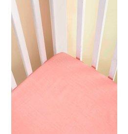 Malabar Baby Fitted Crib Sheet-Miami