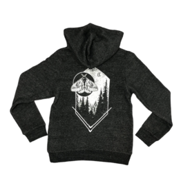 Frost + Fur Youth Hoodie