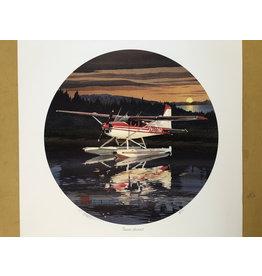 Byron Birdsall Cessna Sunset