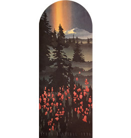Byron Birdsall Fireweed Mt. Arch
