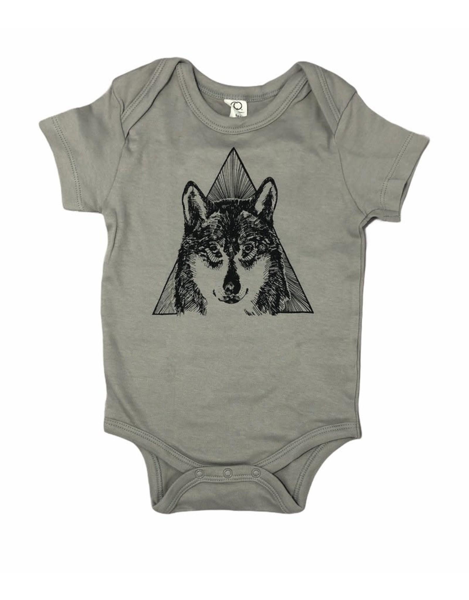 Frost + Fur Onesie (wolf)   Frost + Fur