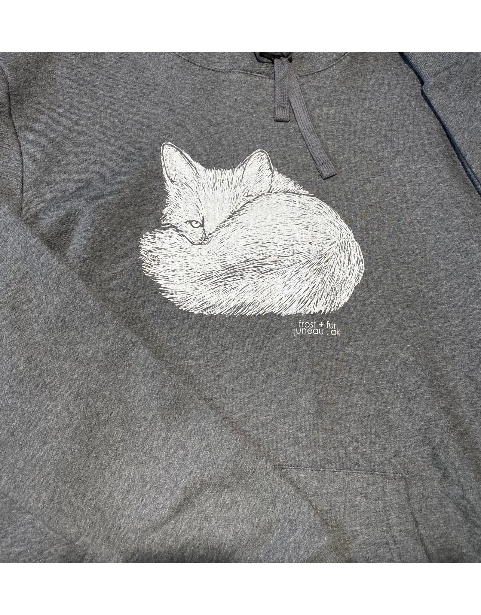 Frost + Fur Adult Hoodie (fox) | Frost + Fur
