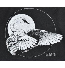 Frost + Fur Adult Hoodie (swan)