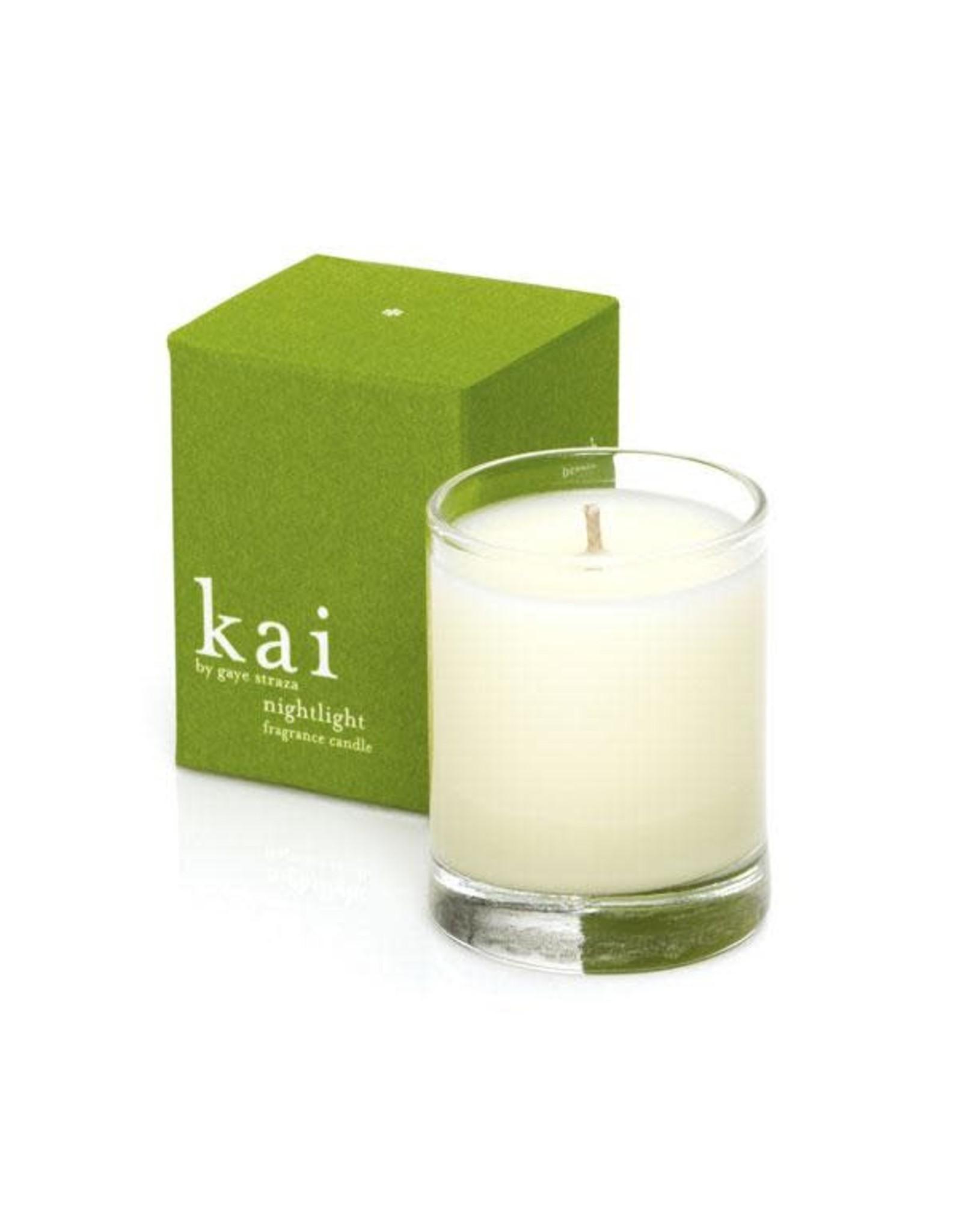 Kai Nightlight Fragrance Candle   Kai