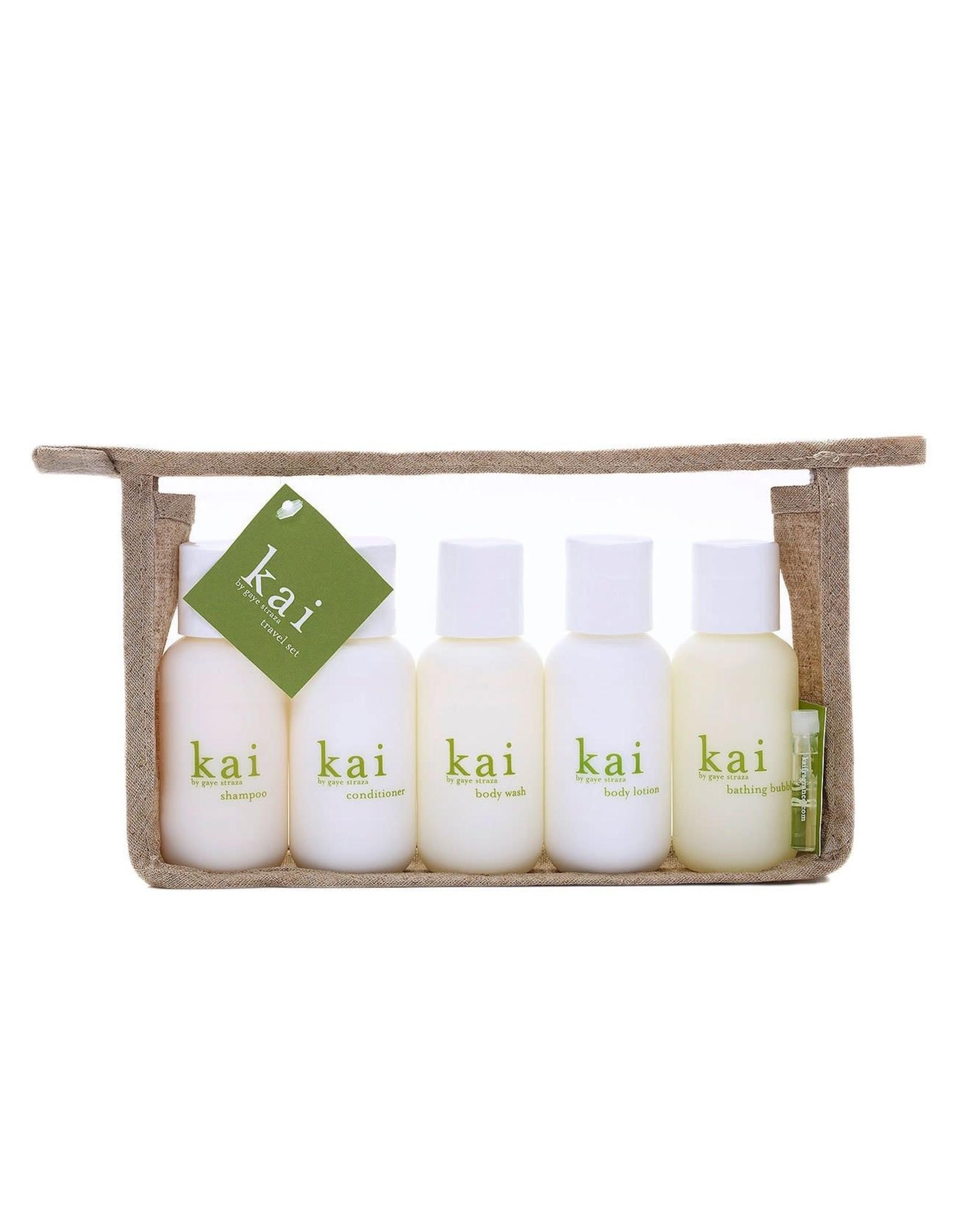 Kai Travel Set | Kai