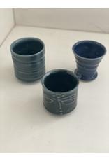 Five Finger Pottery Wine Tumbler   Five Finger Pottery