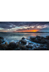 Frank Lynn Pierce Sunset and Rocks | Frank Lynn Pierce