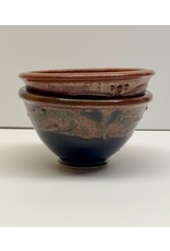 Five Finger Pottery Small Bowl (dragonfly) | Five Finger Pottery