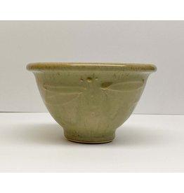 Five Finger Pottery Little Bowl (dragonfly)