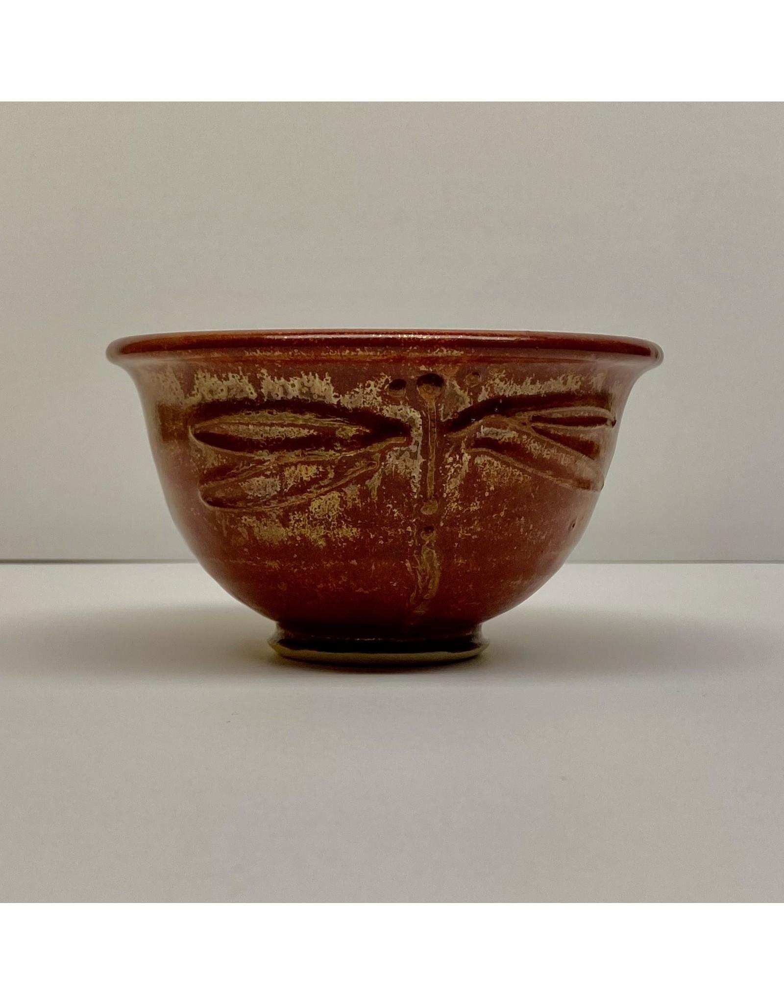 Five Finger Pottery Little Bowl (dragonfly) | Five Finger Pottery
