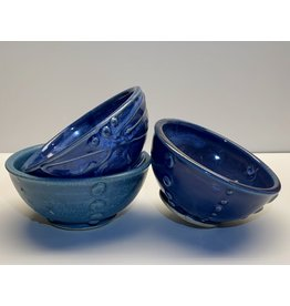 Five Finger Pottery Dipping Bowl (urchin)