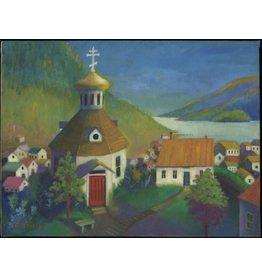 Rick Clair St Nicholas Russian Church