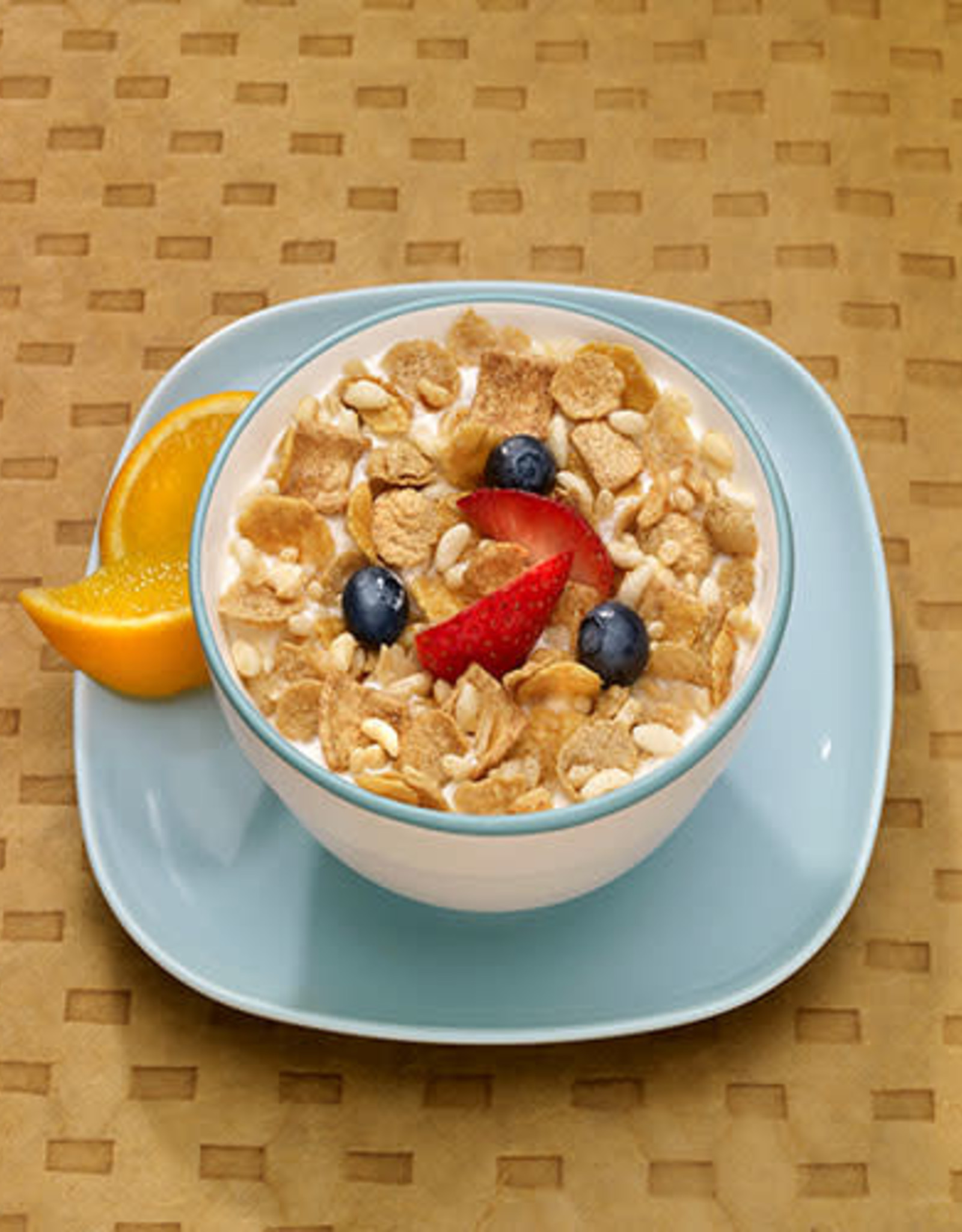 Advanced Laparoscopic Associates Cinnamon Crisp Cereal