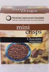 Advanced Laparoscopic Associates Chocolate Mini Crisps