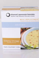 Advanced Laparoscopic Associates Creamy Chicken Soup