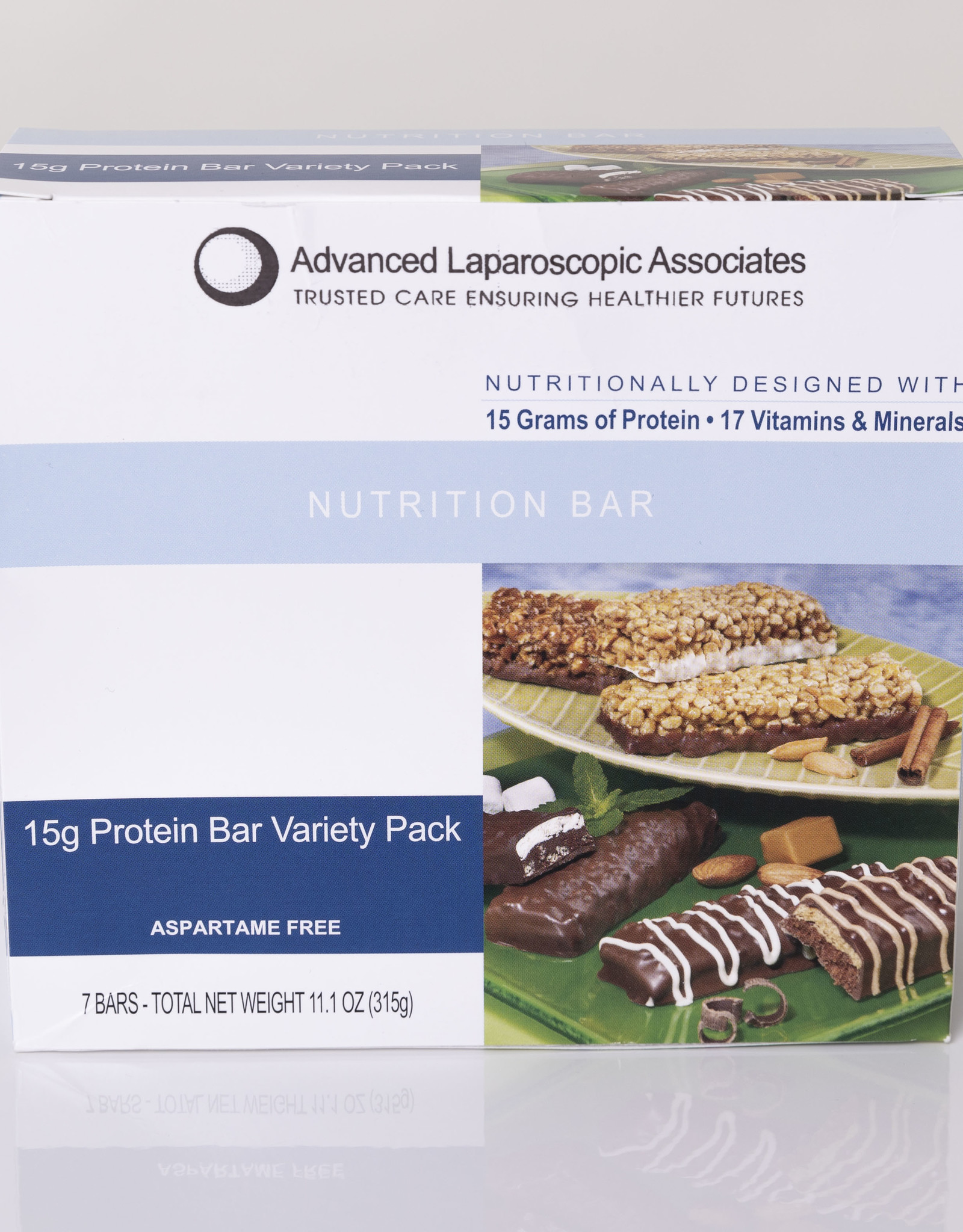 Advanced Laparoscopic Associates 15G Bar Variety Pack