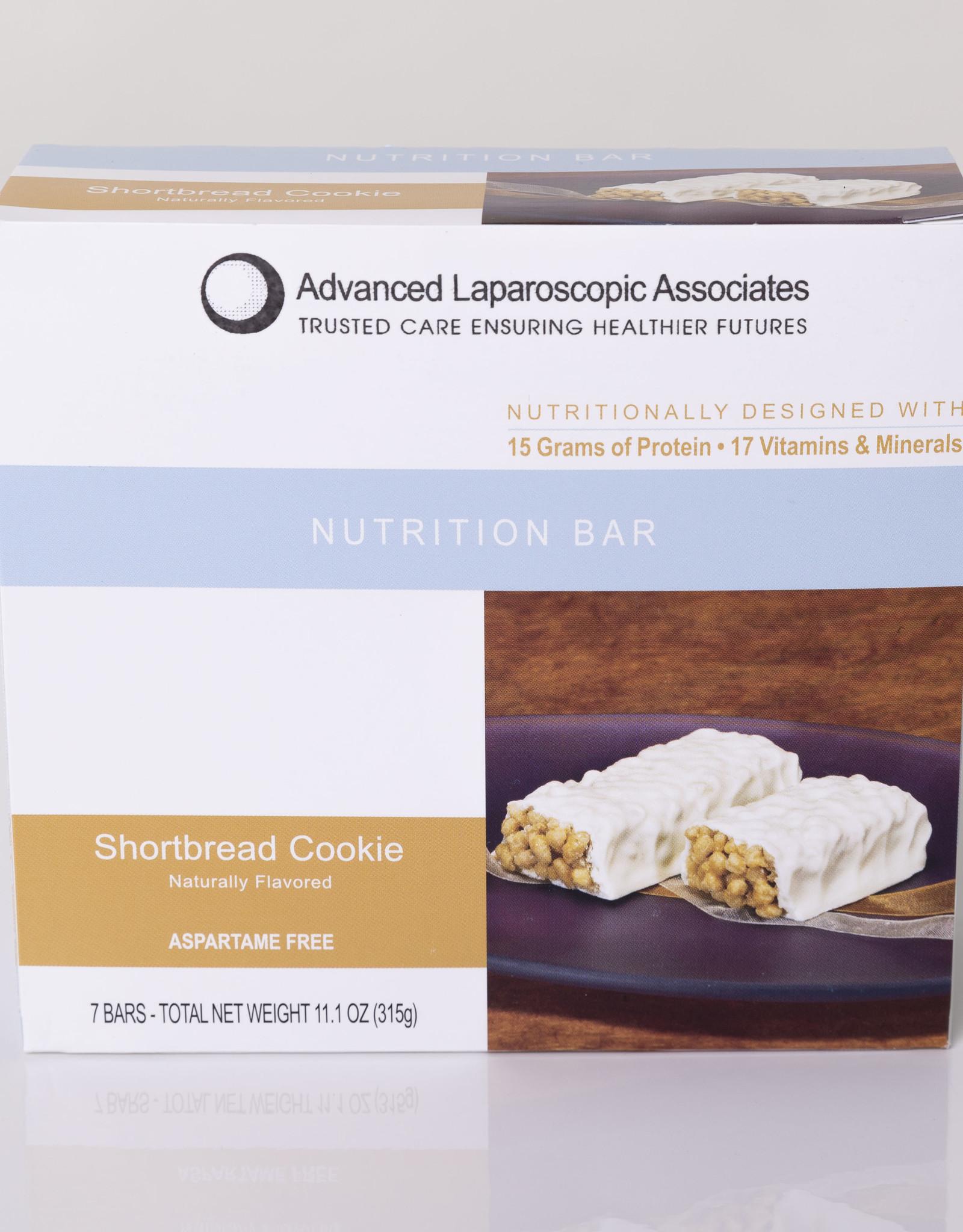 Advanced Laparoscopic Associates Shortbread Cookie Bar