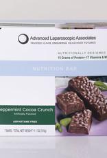 Advanced Laparoscopic Associates Peppermint Cocoa Crunch Bar