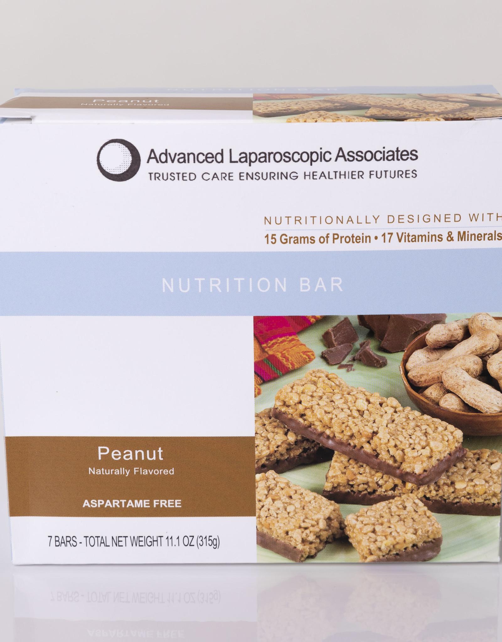 Advanced Laparoscopic Associates Peanut Bar