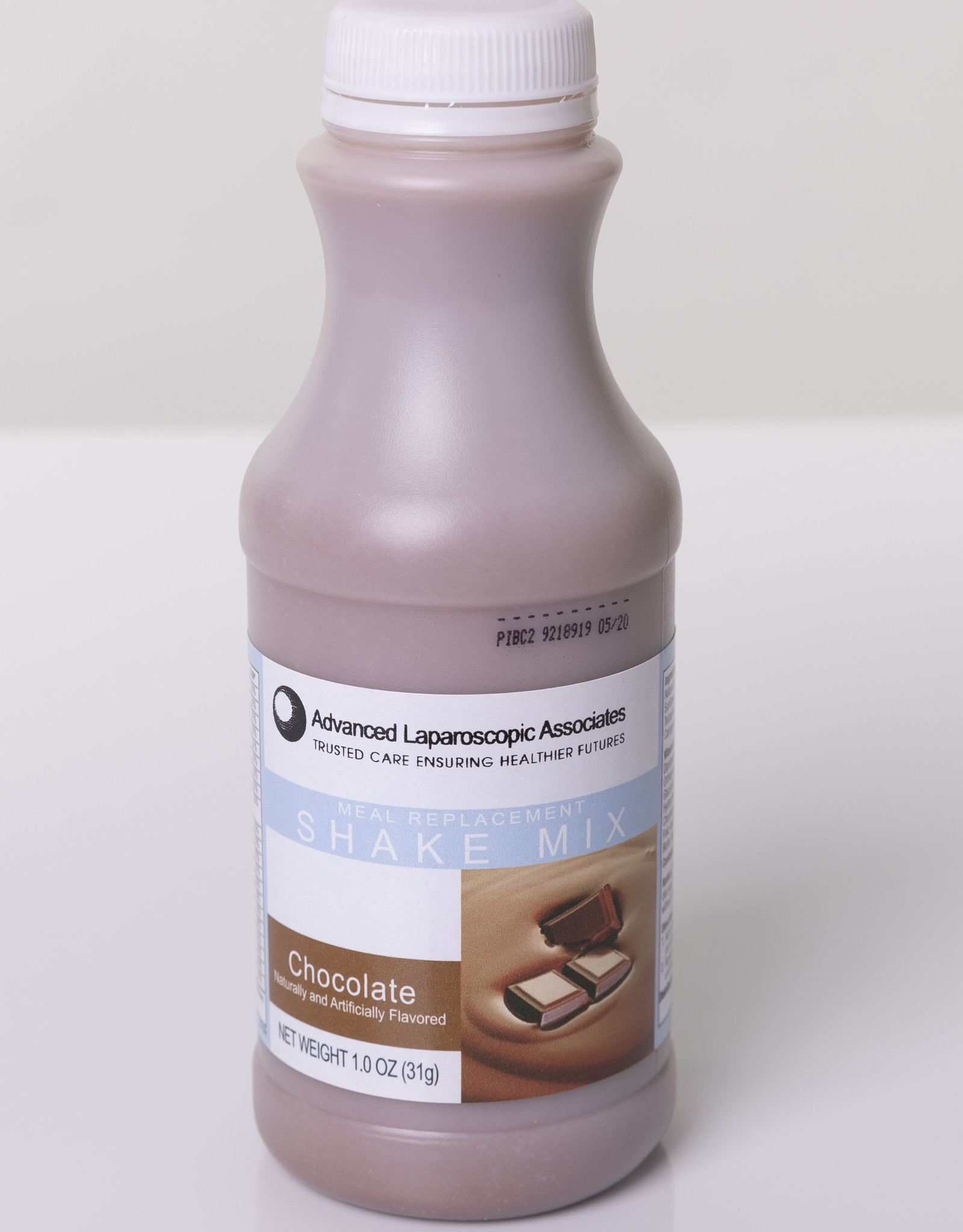 Advanced Laparoscopic Associates Chocolate Shake