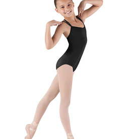 Bloch Bloch Double Strap Seamed Leotard CL3667