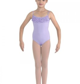 Bloch Bloch Neck Frill Camisole Leotard CL7617