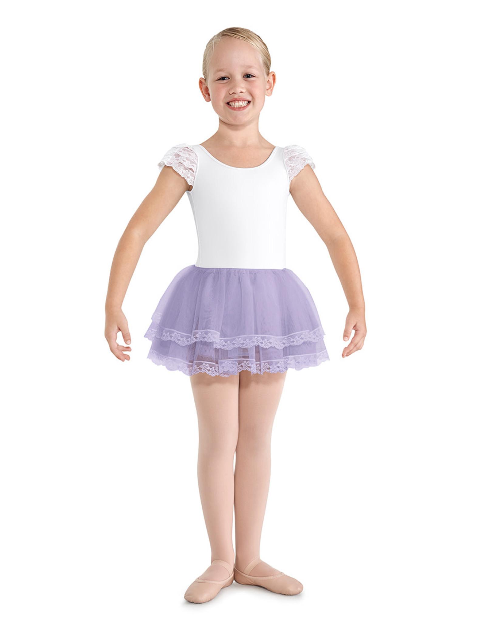 Bloch Bloch Lace Hem Tutu Skirt CR5621