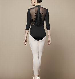 Bloch Bloch Faye 3/4 Sleeve Leotard L9809