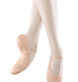 Bloch Bloch Dansoft ii Split Sole Leather Girls Ballet Shoe S0258G