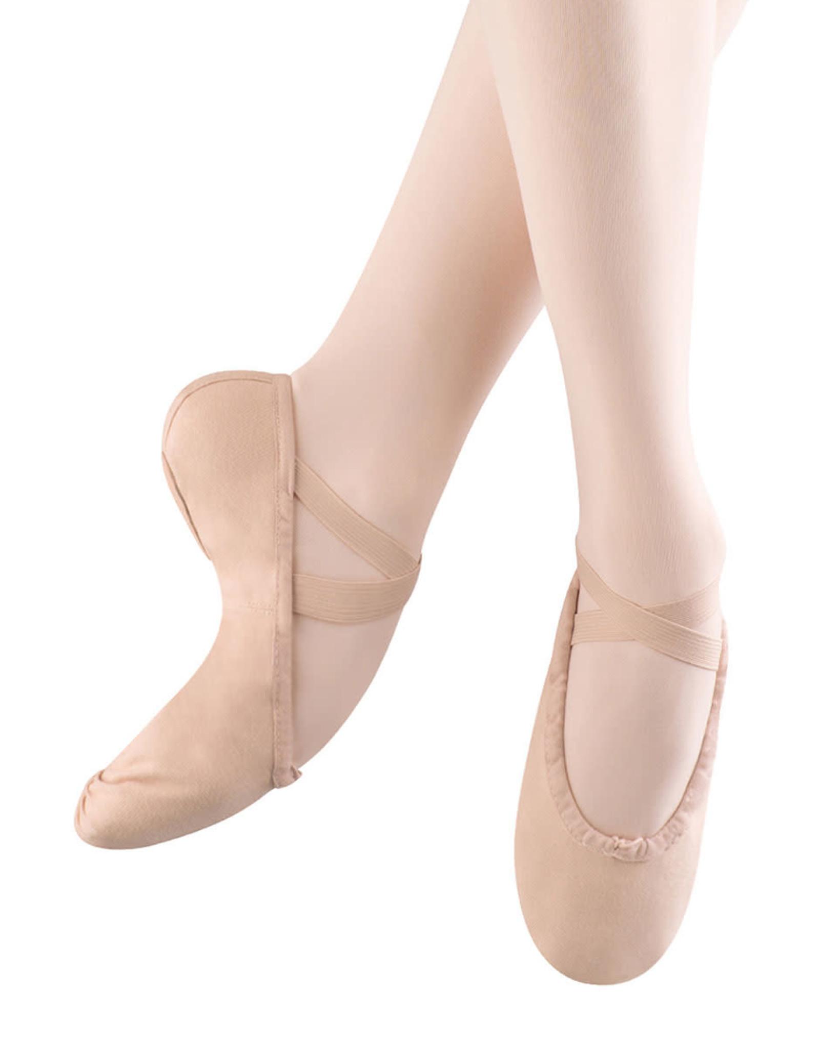 Bloch Bloch Pump Canvas Ballet Shoe Ladies S0277L