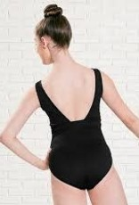 Bloch Bloch Mirella Stretch Lace Trim Panelled Leotard M3031LM