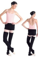 Bloch Bloch Ribbed Thigh High Leg Warmer M1100