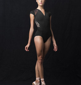 Bloch Bloch Mirella Cut Out Cap Leotard MJ7209