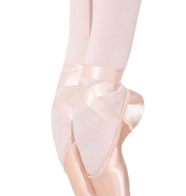 Capezio Capezio Half-Skived Broad Toe Airess 1130