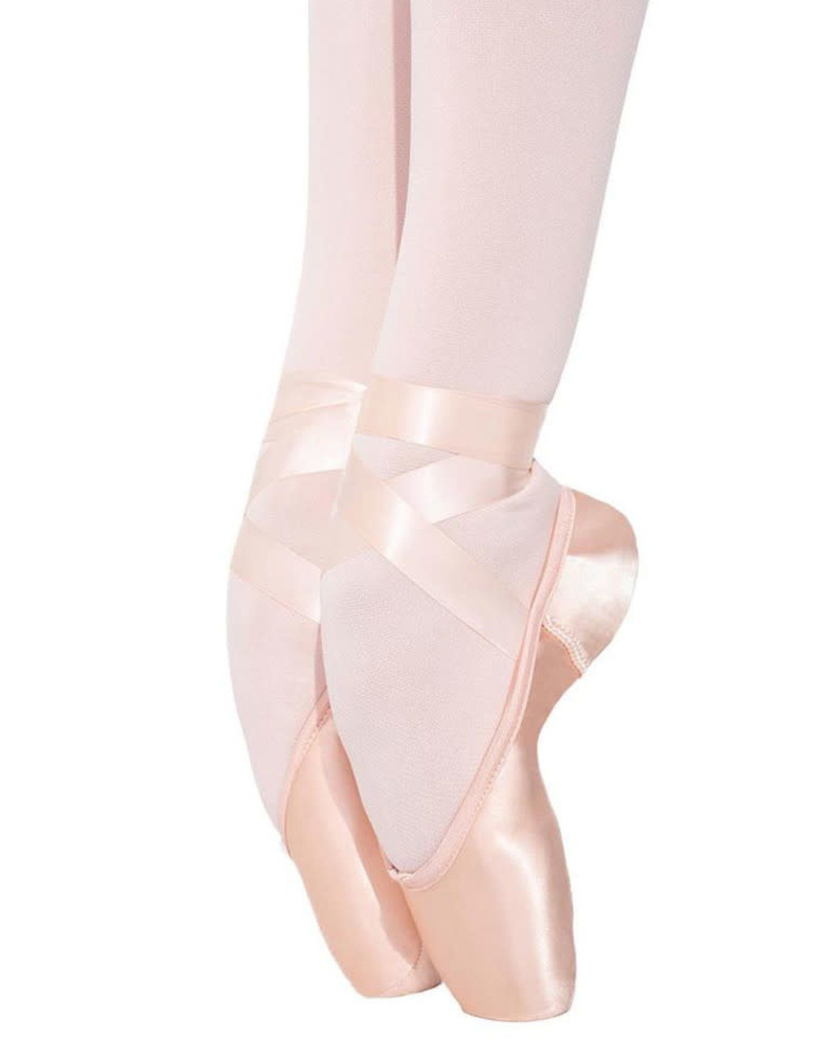 Capezio Capezio Three Quarter Skived Broad Toe Airess Pointe Shoe 1131