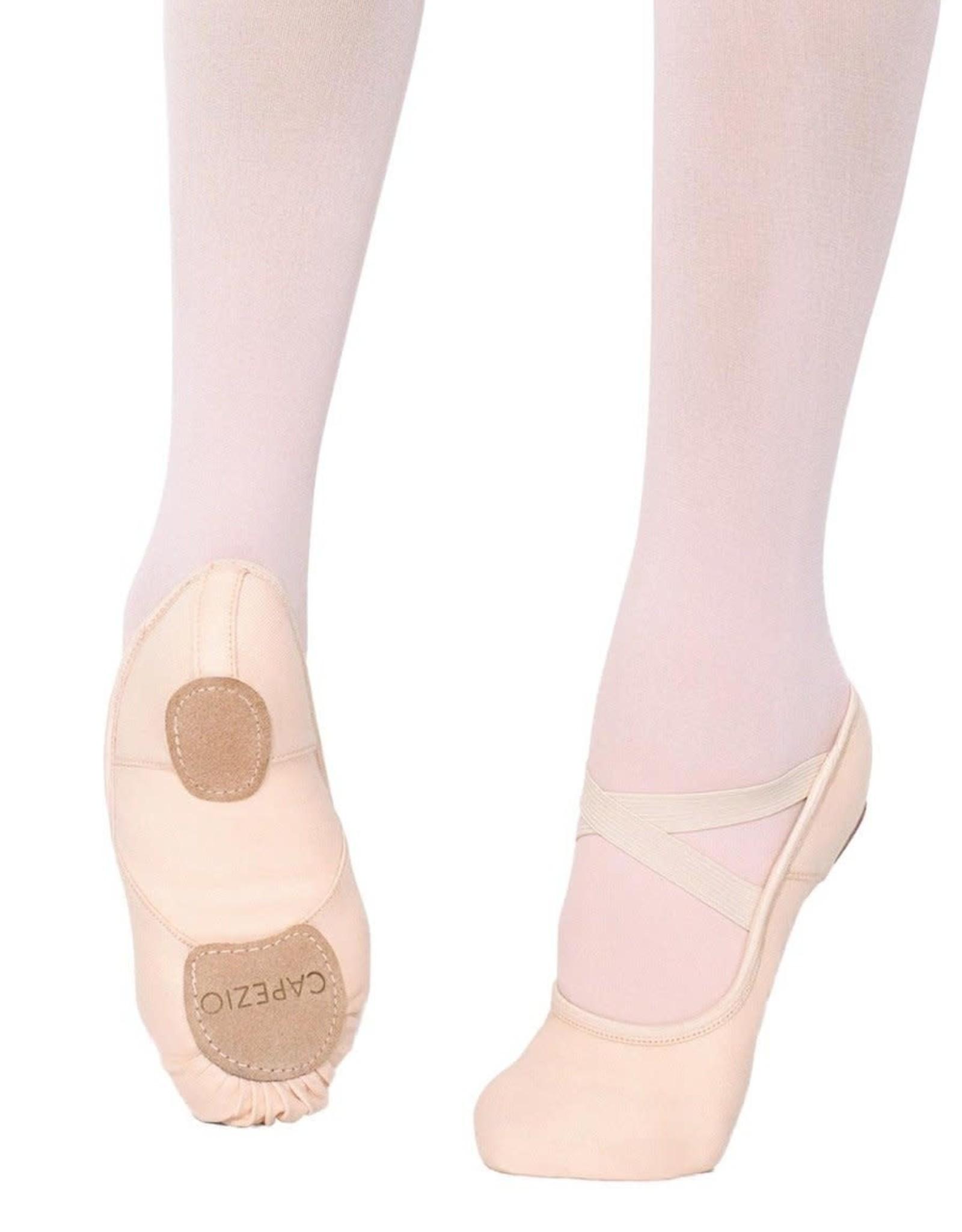 Capezio Capezio Hanami Child Canvas Ballet Shoe 2037C