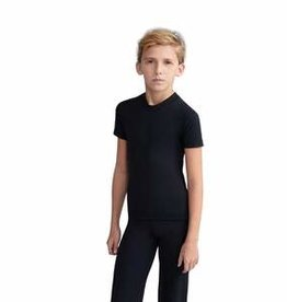 Capezio Capezio Boys Fitted Crew Neck 10358B