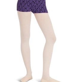 Capezio Capezio Adult P/S Knit Hipster Short (Purple) NTGSHRT